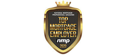 Award Top Mortgage Employer
