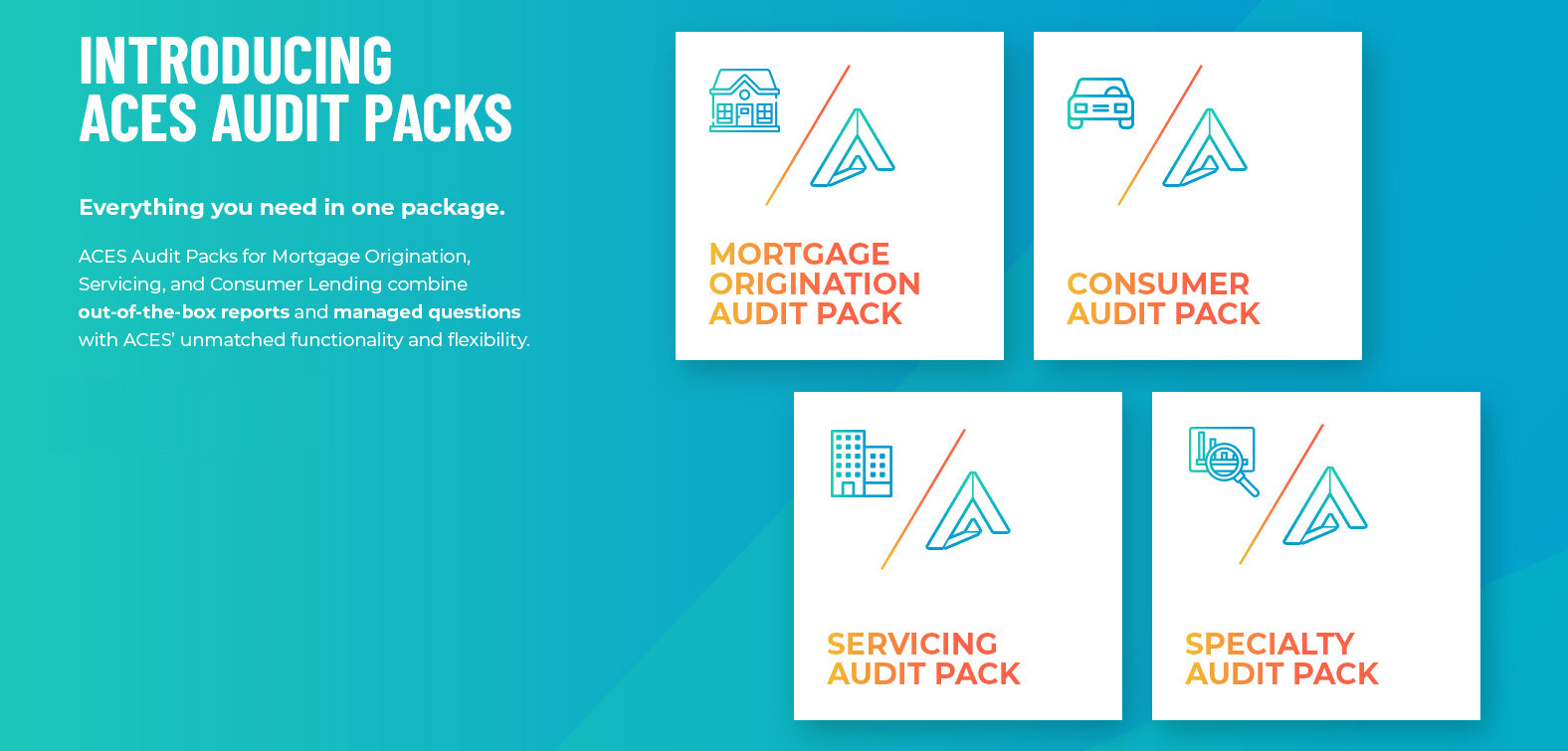 Aces Audit Packs Header
